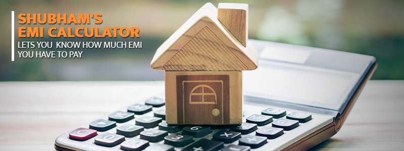 Home Loan EMI Calculator