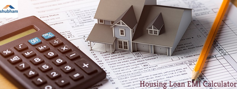Shubham Housing Loan EMI Calculator